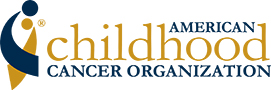 American Childhood Cancer Organization Logo