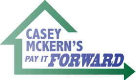 Casey McKern's Pay It Forward Logo